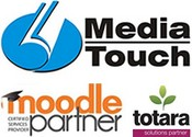 Logo MediaTouch 2000 srl - Moodle Partner - Totara Solutions Partner